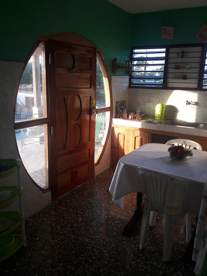 Casa Odarsy & Esteban [Planta Alta]