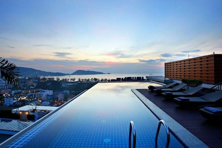 Modern One Bedroom Apartment Sonia,Patong Beach