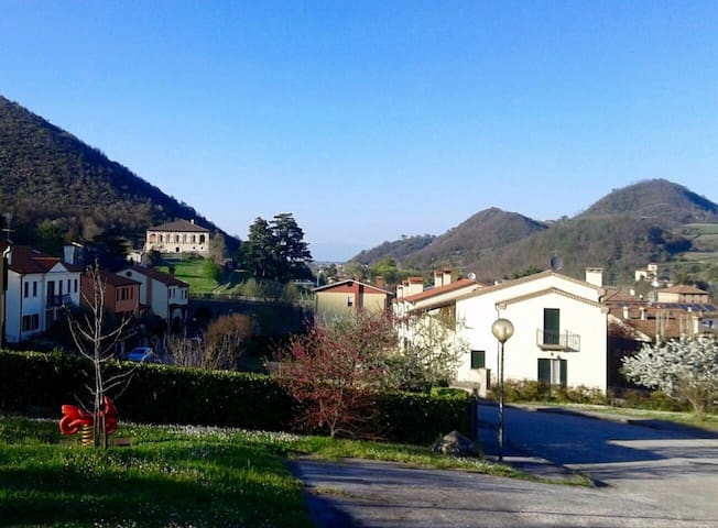 House surrounded by hills - Torreglia - Apartmen