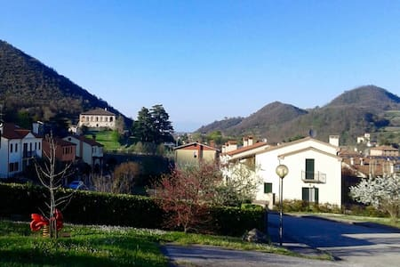 House surrounded by hills - Torreglia - Apartemen