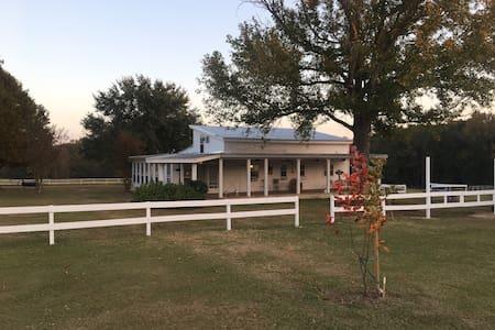 Blueberry Farmhouse