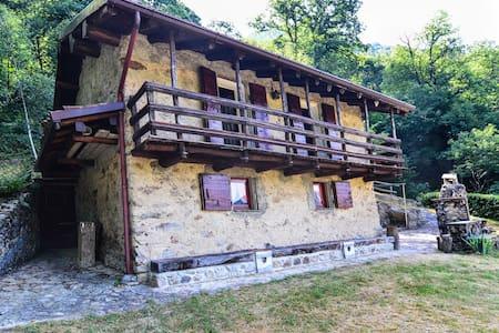 Baita de Cortic - Casargo - House