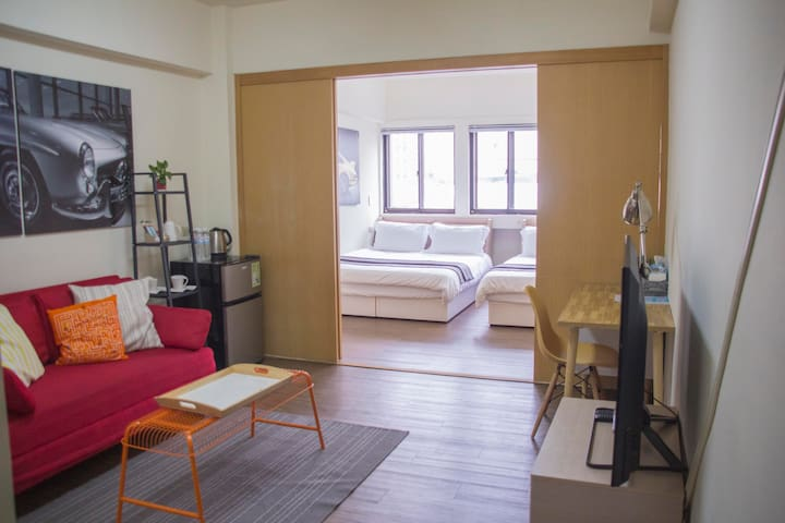 Best room in Taipei/Close To Every Where! 72229