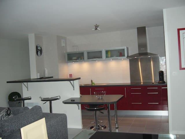 T3 moderne et design - Ciboure - Wohnung