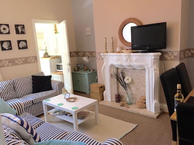 South Shields Holiday Flat - Sleeps 5 - South Shields - อพาร์ทเมนท์