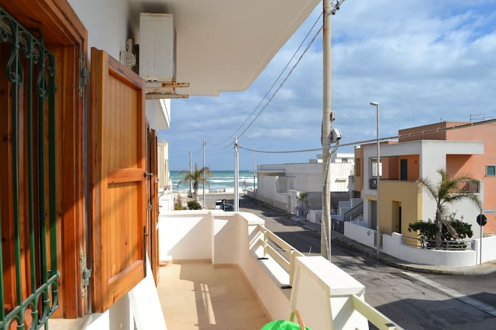 Apartment Near the Beach with Air Conditioning; Pets Allowed