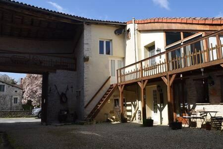 Les Bruyeres Chambres D'Hotes - Verteuil-sur-Charente