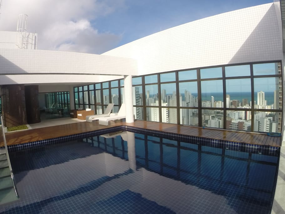 Piscina / Rooftop swimming pool