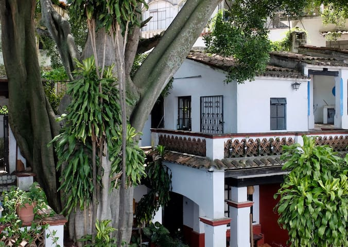 Adorable private small room, 3 minutes from Zocalo