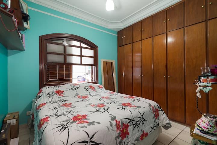 Quarto confortável Guarulhos