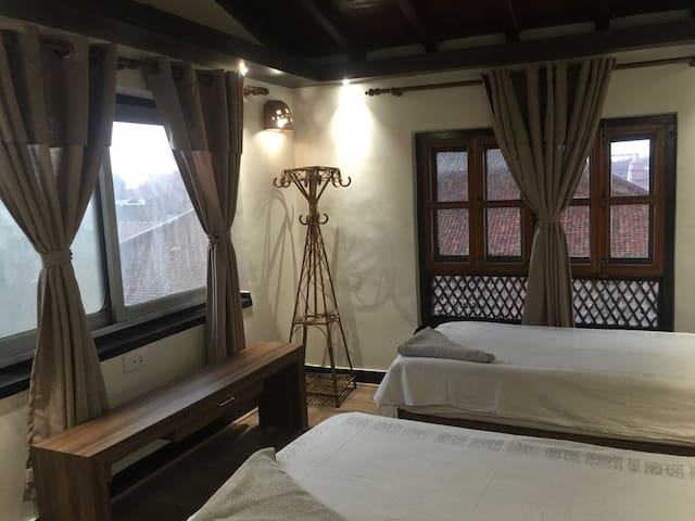 Bhaktapur Rooms with best view ...