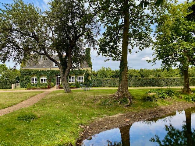 Luxury Home on Loire Château Grounds