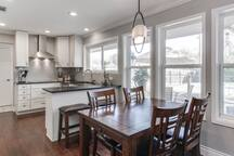 Just another shot of that gorgeous kitchen... why not?!?