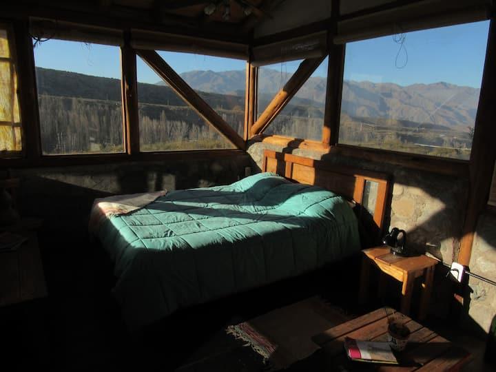 Cabaña de montaña La Mostacita