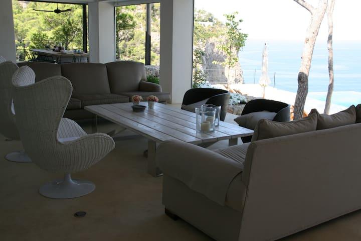 Villa exclusiva con vistas increíbles a Dragonera - Andratx - Villa