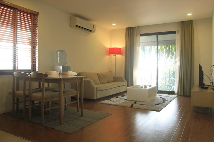 1BR Apartment in Tay Ho District.