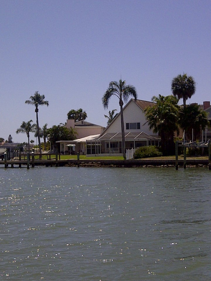 Beautiful View!  2800 Sq Ft Home on Intracoastal!