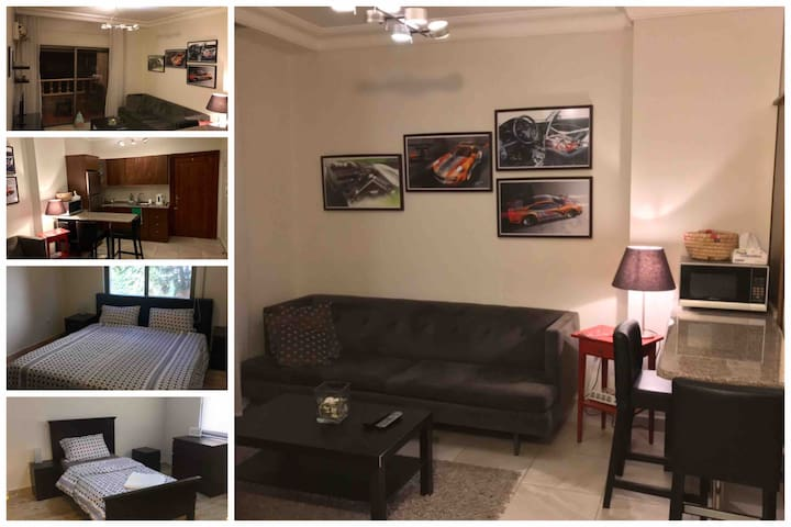 Trendy 2 bedrooms Appartment in the heart of Amman