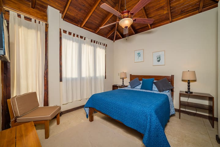 Queen Master Bedroom with all you need...