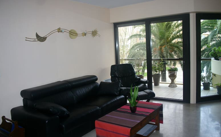 Comfortable Suite in the heart of downtown - Perpignan - Apartament