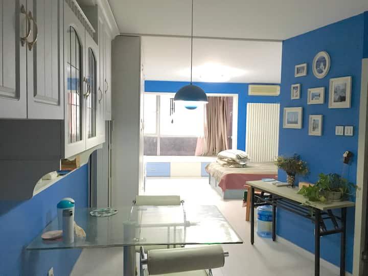 市中心三里屯泰悦豪庭整套高档公寓,性价比超高! 亦可长租,价格大优惠!