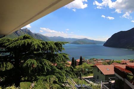 La casa del cedro - Provincia di Bergamo - Apartmen