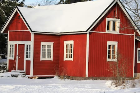 Farmside cottage - Pukkila - 獨棟