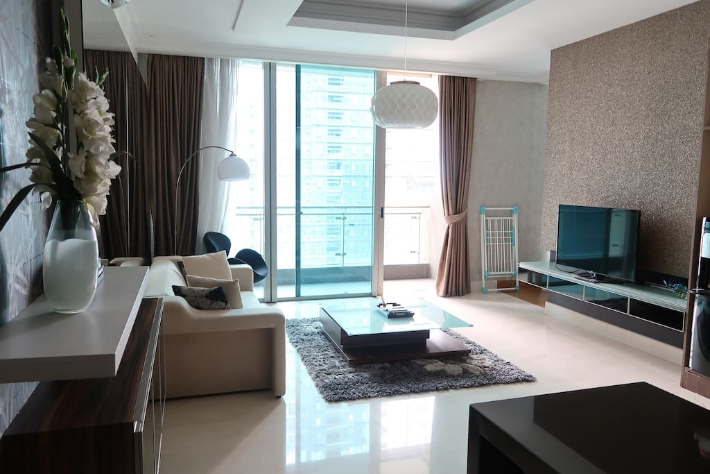 Spacious 1BR apt in SCBD area. - Apartments for Rent in