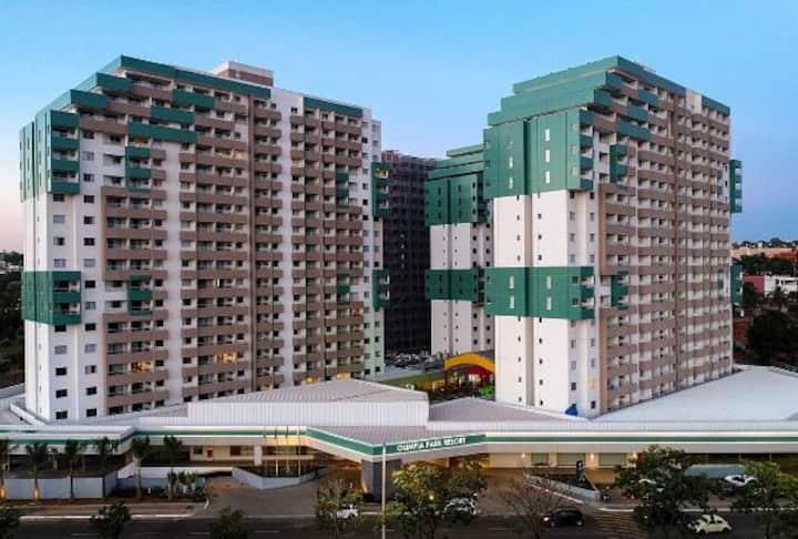 Apart-Hotel Olímpia Enjoy Resort