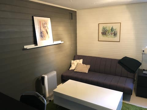 Apparment/room in the city center of Halmstad
