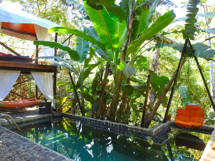 CANAIMA CHILL HOUSE, Eco Chic Suite Room 2 - 2pax