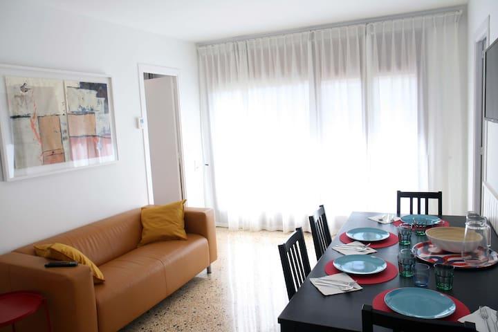 acogedor apartamento en el parque Cadí-Moixeró.