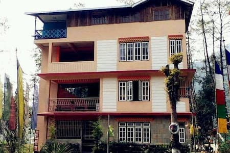 Sikkim Accommodation SriBadam Homestay