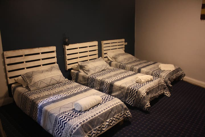 Triple Room - Petra Main Gate Apartment