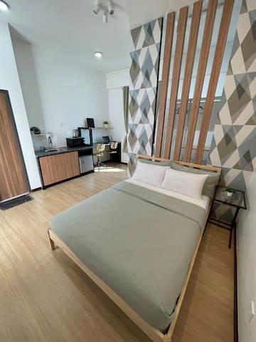 Área do quarto