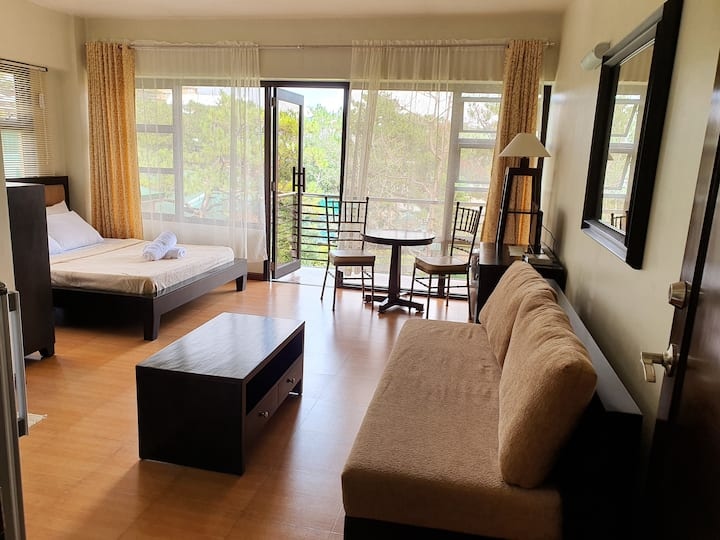 Relaxing/Affordable/Best view room in Baguio City
