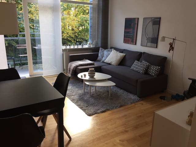 Lille hyggelig lejlighed i Århus S - Højbjerg - Apartamento