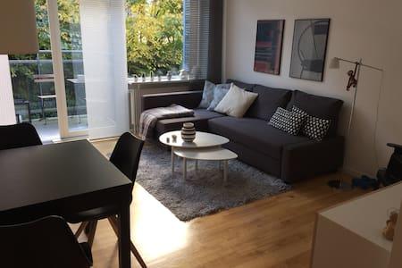 Lille hyggelig lejlighed i Århus S - Højbjerg - Appartement