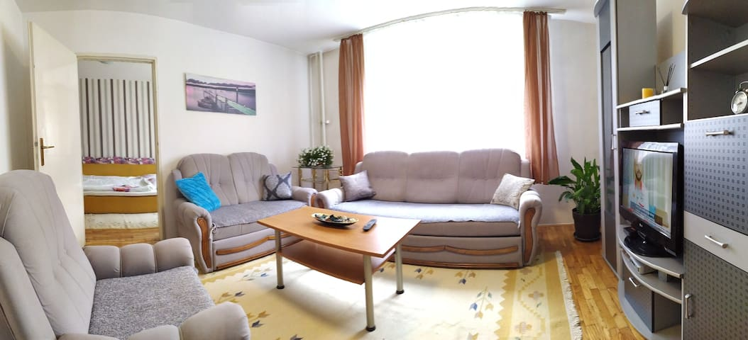 New 53m2 City-Apartment with TOP LOCATION!