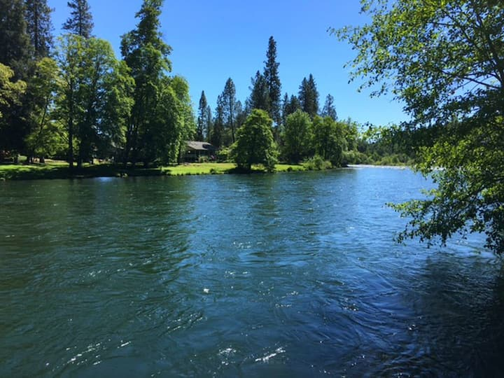 Rogue River Retreat