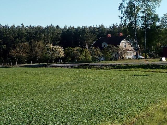 Gemütliche Ferienwohnung nahe Karlsborg