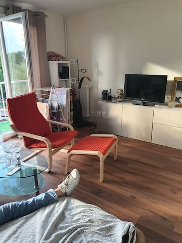 Appartement tout confort à 10 minutes de Paris
