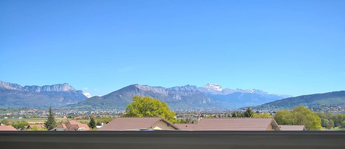 Appartement T4 proche Annecy