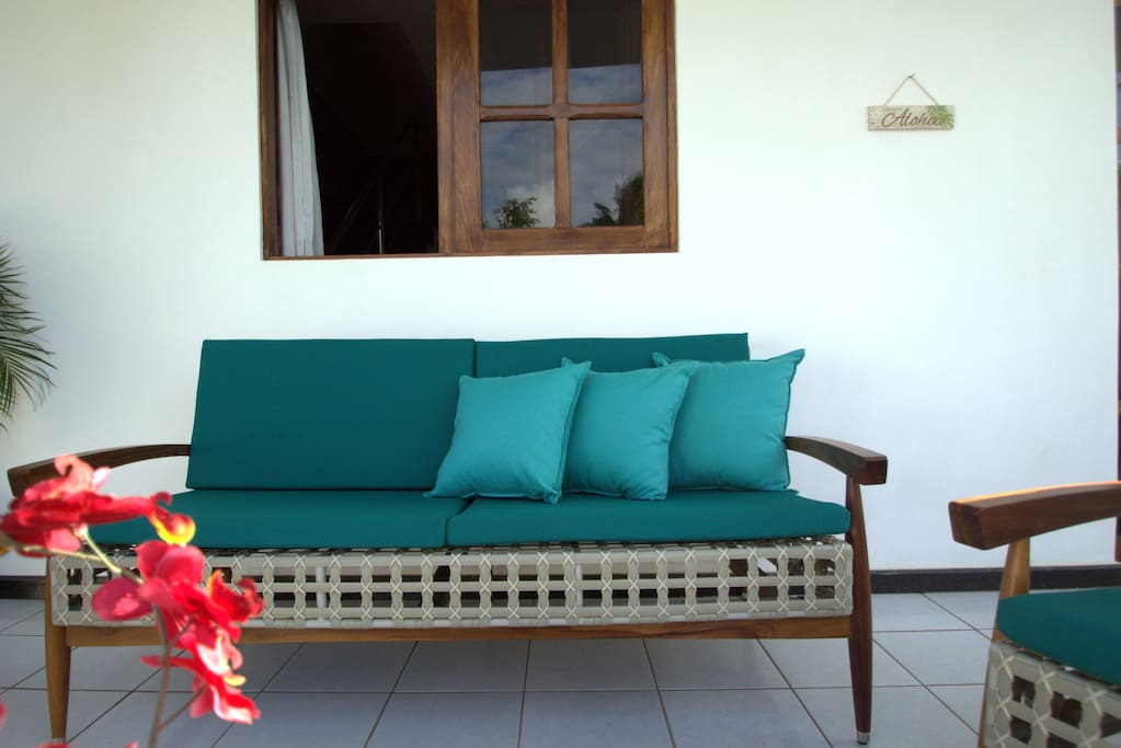 sofa de jardim