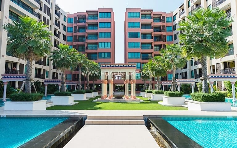 Marrakesh Huahin 1bedroom with seaview 148