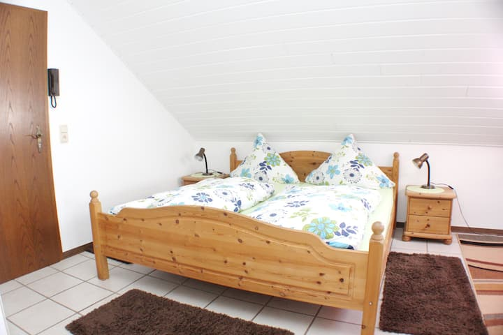 Double room-Standard-Private Bathroom-Countryside view
