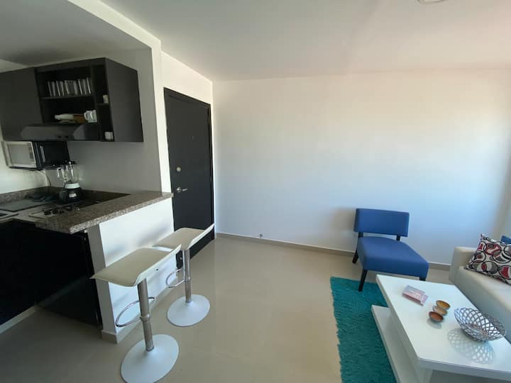 StudioApartment in excelent sector of the city