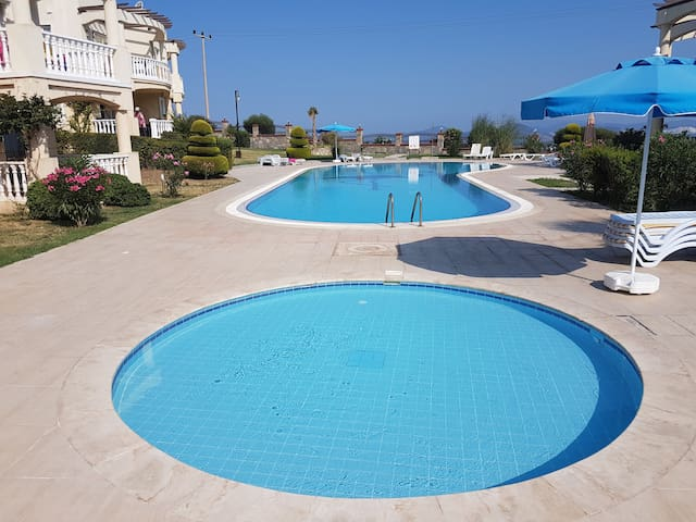 Family Friendly Apartment in bodrum