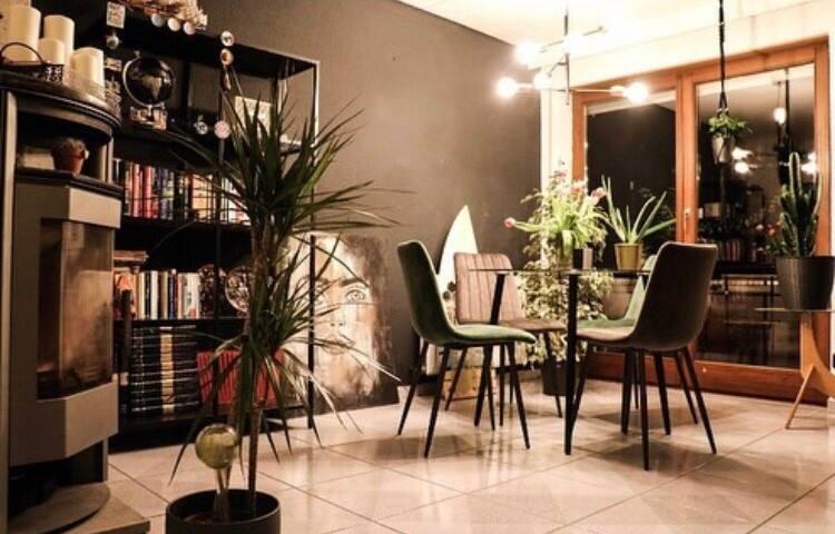 ⭐CITY CENTER Clean, cozy, modern - Bakery besides