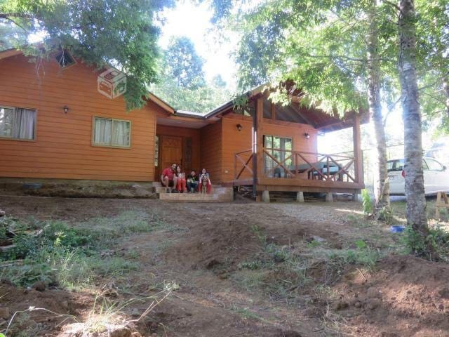 Cabaña en Lago Caburgua - Temuco - Stuga